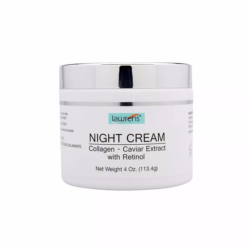 Crema Antioxidante con Extracto de Caviar Night Cream